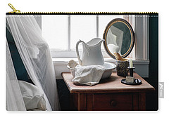 Her Nightstand - Antique Bedroom Carry-all Pouch