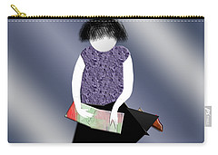 Her Picture Book Carry-all Pouch