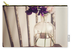 Carry-all Pouch featuring the photograph Her Treasures by Amy Weiss