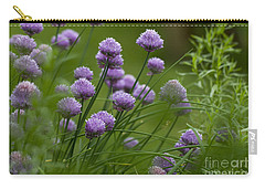 Herb Garden. Carry-all Pouch by Clare Bambers