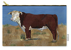 Hereford Carry-all Pouch