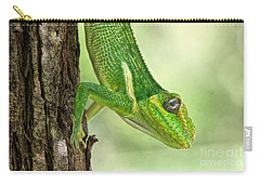 Carry-all Pouch featuring the photograph Here's Looking At You by Judy Kay