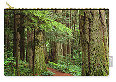 Heritage Forest 2 Carry-all Pouch by Randy Hall