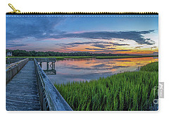 Heritage Shores Nature Preserve Sunrise Carry-all Pouch