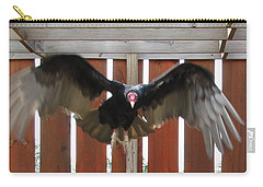 Herman Munster In Flight Carry-all Pouch