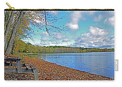 Fall Picnic In Maine Carry-all Pouch