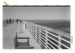 Hermosa Beach Seat Carry-all Pouch by Ana V Ramirez