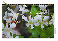 Carry-all Pouch featuring the photograph Hero Of My Heart by Michiale Schneider