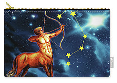 Hero Of The Stars Carry-all Pouch