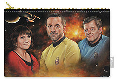 Heroes Of The Farragut Carry-all Pouch