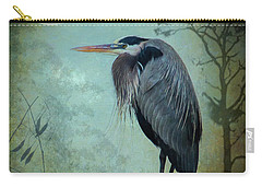 Heron Moon Carry-all Pouch