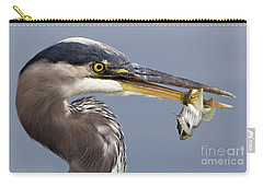 Herons Appetizer Carry-all Pouch
