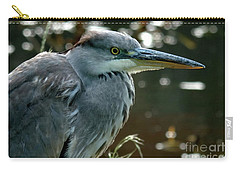 Herons Looking At You Kid Carry-all Pouch