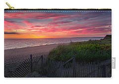 Herring Cove Beach Sunset Carry-all Pouch