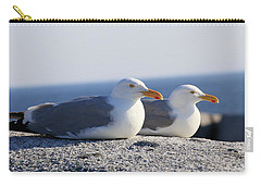 Herring Gulls, Nova Scotia Carry-all Pouch