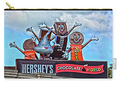Hershey's Chocolate World Sign Carry-all Pouch