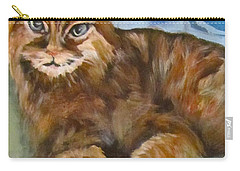 Hey Diddle Diddle  Carry-all Pouch by Barbara O'Toole
