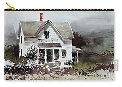 Heyl House, Minneapolis, Kansas Carry-all Pouch