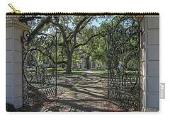 Heyman House Gates 1 Carry-all Pouch by Gregory Daley  PPSA