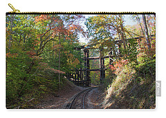 Hiawassee Loop Railroad Trestle Carry-all Pouch