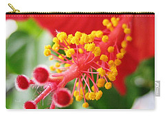 Hibiscus #3 Carry-all Pouch