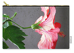 Hibiscus #4 Carry-all Pouch