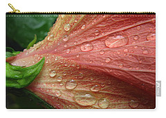 Hibiscus Bath Carry-all Pouch