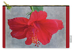 Hibiscus Dreams Carry-all Pouch