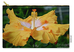 Hibiscus Golden Mist Carry-all Pouch
