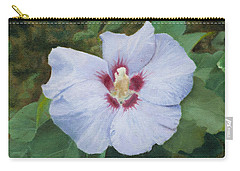 Hibiscus Carry-all Pouch