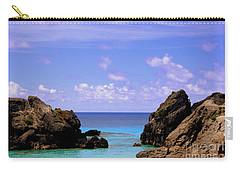 Hidden Cove In Bermuda Carry-all Pouch