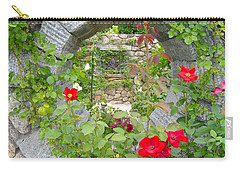 Hidden Jewel Carry-all Pouch