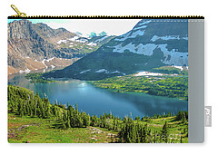 Hidden Lake Glacier National Park Carry-all Pouch