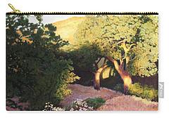 Hidden Oaks Carry-all Pouch
