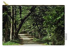 Hidden Path Carry-all Pouch