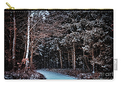 Hidden Steps At Dawn Carry-all Pouch