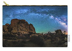 Hidden Valley Milky Way Panorama Carry-all Pouch