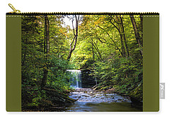 Carry-all Pouch featuring the photograph Hidden Wonders by Marvin Spates