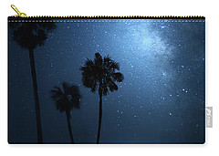 Carry-all Pouch featuring the photograph Hidden Worlds by Mark Andrew Thomas