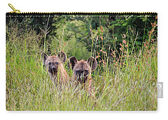 Hide-n-seek Hyenas Carry-all Pouch