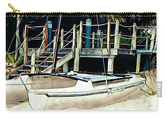 Hideaway Carry-all Pouch by Pennie  McCracken