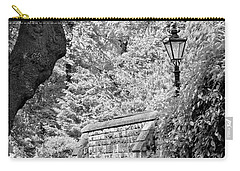 Hiding In Black And White. Carry-all Pouch