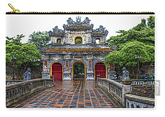 Hien Nhon Gate, Citadel, Hue,vietnam Carry-all Pouch