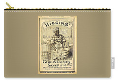 Higgins German Laundry Soap Carry-all Pouch