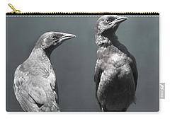 Blackbird Carry-all Pouches