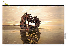 High And Dry, The Peter Iredale Carry-all Pouch