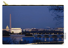High Angle View Of Government Buildings Carry-all Pouch by Panoramic Images