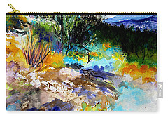 High Desert Scene Carry-all Pouch