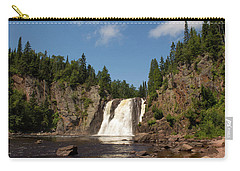 High Falls At Tettegouche State Park Carry-all Pouch