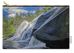 High Falls One Carry-all Pouch by Steven Richardson